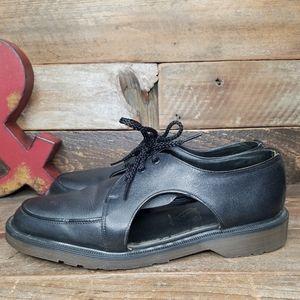 Rare Vtg Dr. Martens John Fluevog Leather Shoes